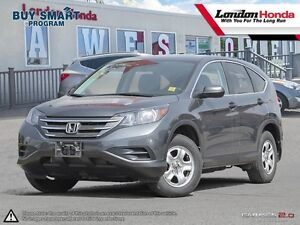 2013 Honda CR-V LX One owner vehicle, Full Service History, C...