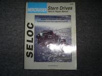 Mercruiser Stern Drives 1964-1991 Repair Manual