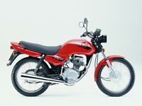 WANTED Motorbike 125cc to 600cc Ideally Honda