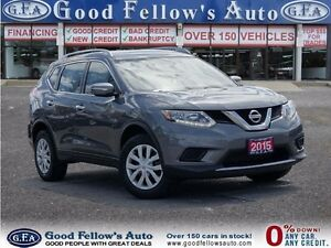 2015 Nissan Rogue S MODEL, AWD