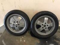 Vespa gt/gts wheels. 125/300cc