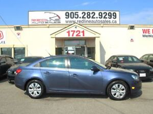 2013 Chevrolet Cruze Turbo, WE APPROVE ALL CREDIT