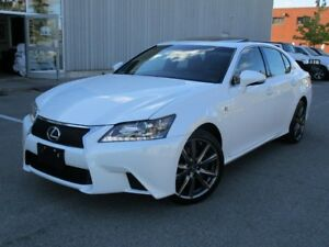 2013 Lexus GS 350 AWD F- PKG FULLY LOADED