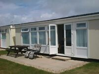 5 Berth 3 Bedroom Chalet on Carmarthen Bay