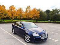 2006 06 PLATE, VW JETTA S 2.0 TDI 12 MONTH MOT 4 DOOR SALOON ***BARGAIN***