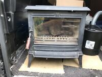 Franco Belge Monaco 6KW Multifuel Woodburner - Sold as seen