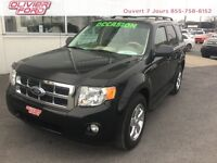 Ford Escape xlt+cuir+toit+4x4+a/c+mags 2012