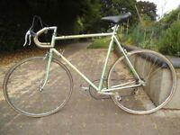 Peugeot Premier 12speed Fast Road Bike Large 60cm Peugeot's Special Carbolite Liteweight Steel Frame