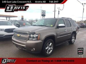 2013 Chevrolet Tahoe LTZ NAVIGATION, SUNROOF, REAR DVD