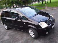 BARGAIN RUNABOUT 04 reg 5dr Mpv Vauxhall MERIVA 12 Months,mot,Hpi clear,Cheap insurance,Petrol,Tax