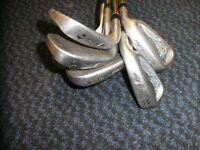 Power bilt TPS70 golf clubs