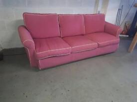Gorgeous Italian designer statement sofa
