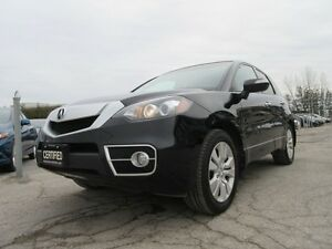 2012 Acura RDX Tech Package/ Full service records/ Accident Free