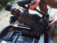 Sony UVW100 Pro Betacam SP camcorder