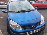 Renault scenic 2.0 l