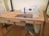 Bernina virtuosa 160 sewing machine