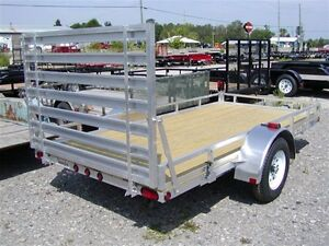 2016 Mission Trailers 6x12 Utility Trailer Order Yours Today!