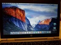 Hackintosh (i7) Laptop Hp 2560p Apple MAC Capitan 4GB/500GB