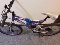 Very new! 24Inch Dunlop mountain bike!