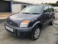 2009 Ford Fusion 1.4 Petrol style plus S-A price £ 2590