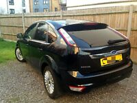 Best Offer: Ford Focus TITANIUM 2008, 1.6 TDCI, Panoramic Roof, £30 Tax/yr