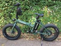 """E bike """"Tucano Monster 20"""" like new"""