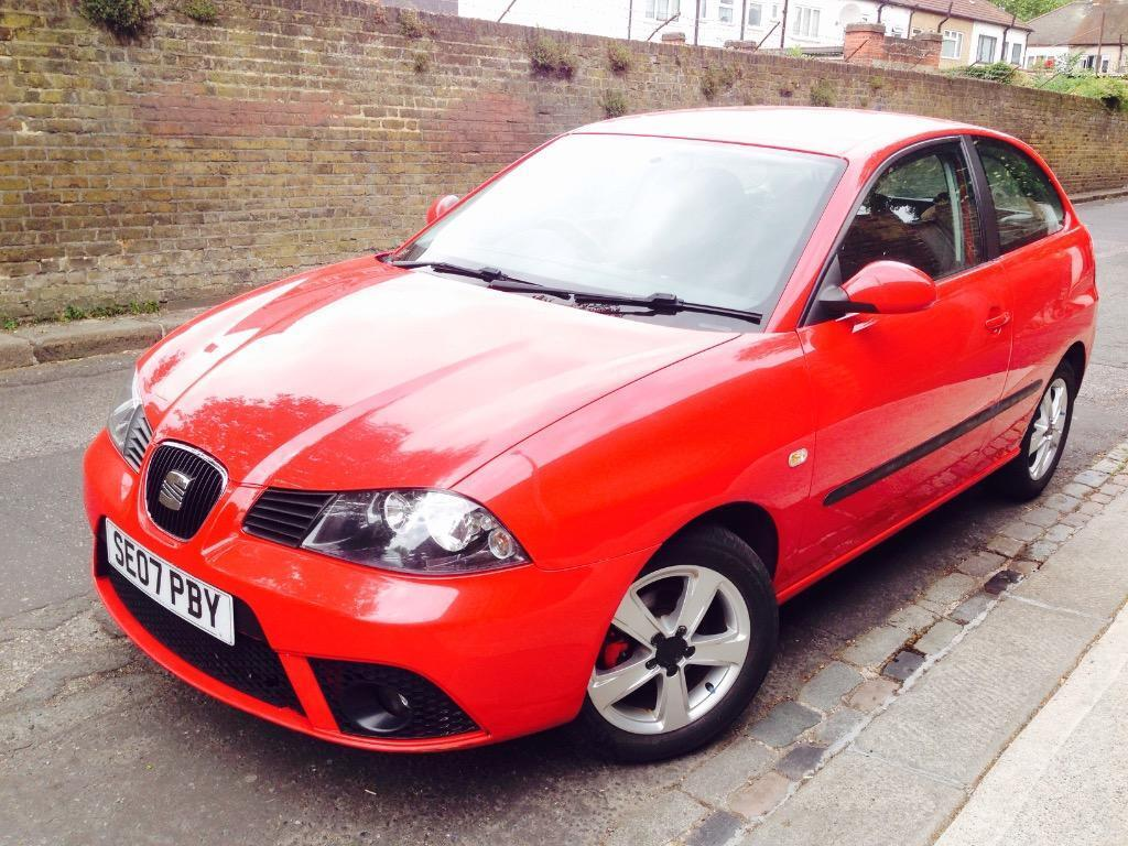 seat ibiza reference sport 12v full service history 1. Black Bedroom Furniture Sets. Home Design Ideas