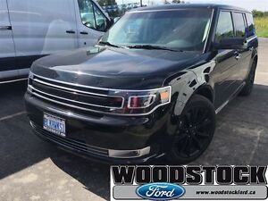2016 Ford Flex Limited, BLACK APPEARANCE PACKAGE