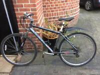 Viking hybrid bike 18 inch frame