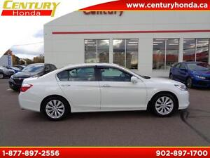 2014 Honda Accord Sedan EX-L+100K WARRANTY