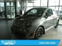 2013 FIAT 500  Sport Turbo Edition,  LEATHER, CLIMATE CONTROL