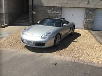 PORSCHE BOXSTER 987. 2.7 / 2005 / IMMACULATE CONDITION