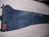 Childs Levi Strauss Denim Jeans
