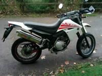 Yamaha xt125r 2009