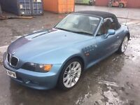 BMW Z3 CONVERTABLE (Soft Top)