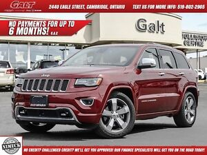 2015 Jeep Grand Cherokee FINANCE MANAGER DEMO | OVERLAND | SUNRO