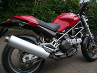 Ducati Monster M900S IE - Surrey