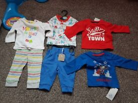 0-3 months boys new clothes