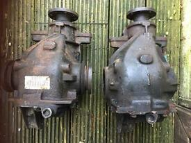 Bmw e46 differentials (welded)for drift