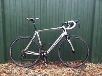 Cannondale Synapse Carbon 5 105 2015 Road Bike with Shimano SPD Pedals 58 / Large Frame