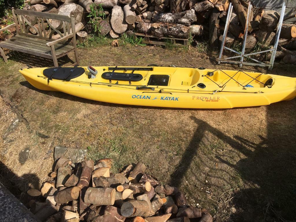 Ocean kayak Prowler Big Game 13 ft | in Burry Port, Carmarthenshire |  Gumtree