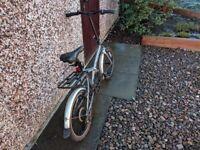 Chatsworth Classic folding bicycle