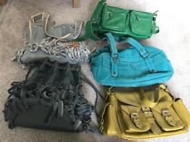 👜 5 x Ladies handbags 👜