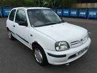 Micra 1.0 gx white with MOT