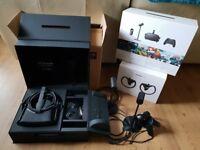 Oculus Rift Ultimate VR Bundle CV1 Headset, 2xTouch Ctrl's, 2x Sensors, + More