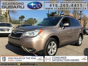 2014 Subaru Forester 2.5i Limited Package w/Eyesight Option, FRO
