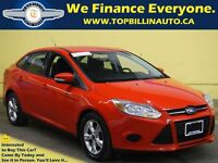 2013 Ford Focus SE, Automatic, Heated Seats, Bluetooth