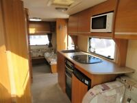 Bailey Pageant Series 7 Provence 2010 5 berth