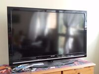 Sharp LCD TV 40 inches - $50