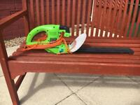 Grass and hedge strimmer